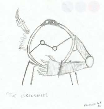 The Incendaire by frooster
