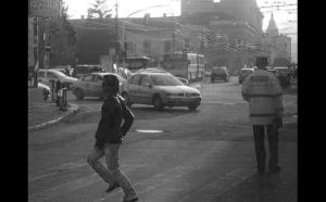Urban runner by Corsico