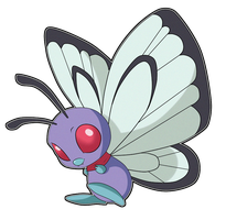 Butterfree by nirac