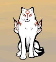 Okami by Arven-Girl