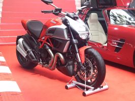 Ducati diavel 2011 by Greed06