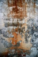 Rusty Wall by LogicalXStock