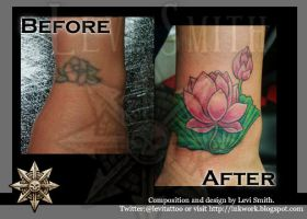 Simple Coverup by LeviSmithArt