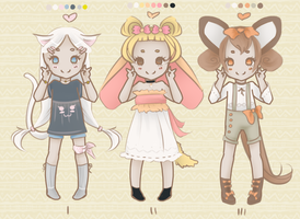 cheap Kemonomimi point adopts set prize [CLOSED] by innervisioned