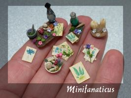 Half Scale Herbalist Commission: Set by Minifanaticus