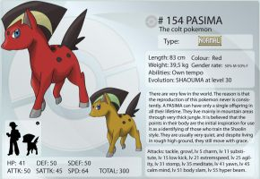 Frozen corundum 154 Pasima by shinyscyther