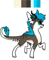 Custom For EX1E by ShastaAdopts