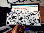 Printed Wildstyle by GosteOner
