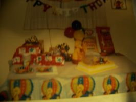 Another shot of my Sesame Street birthday (1989) by jhwink