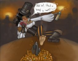 Jack goes all in! by Sehad