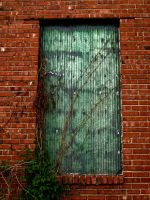 Old Window IV by Baq-Stock
