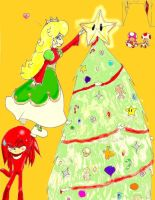 Christmas Cards by PeaSouPnSalaD