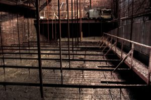 Ventilation shaft walkways by Nostrildarmus