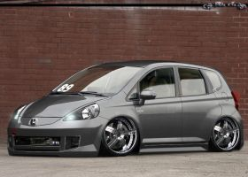 Honda FiT Lx by PedroIvoAlonso
