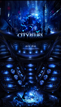 Cityblues by Sylinchen