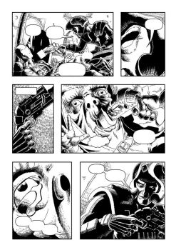 Strontium Dog: Old Friend Pg4 by JimCampbell
