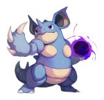 Nidoqueen by bluekomadori