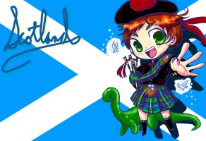 Scotland- hetalia by Royal-Guard-Lover