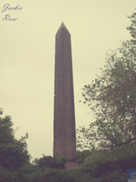Cleopatra's Needle by JackieRosePhotos