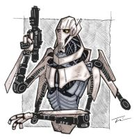 General Grievous by TWKeller