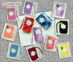 """""""Cellphone"""" Cases Col. 2 by winter-fall"""