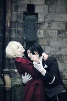 Claude and Alois by Yazo-chan