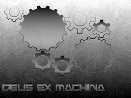 Deus Ex Machina by Enigmatic-Andy