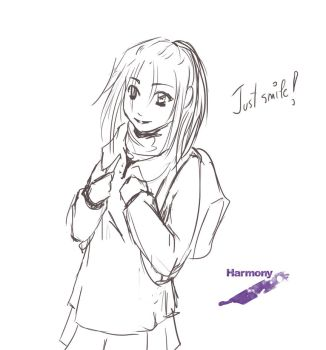 Student by Harmony-or