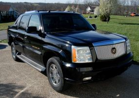 Matrix Reloaded Cadillac Escalade EXT by sonicblaster59