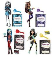 MH Schools Out + Basic Ghoulia by mh-maria