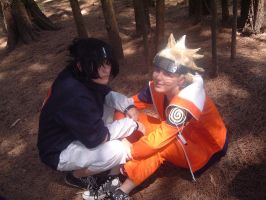 SasuNaru. The difference. by SasukeAVENGED
