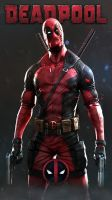 Deadpool by JPGraphic