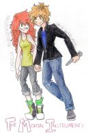 The Mortal Instruments :D by Digigirl-8th-kari