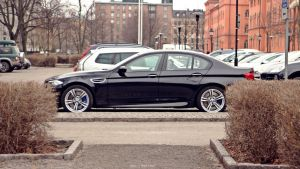 BMW F10 M5 by ShadowPhotography