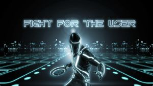 Fight for the User by Nostrildarmus