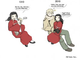 APH - 700 Years by jamew85