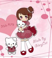 Hello Kitty Sweety by GloryCat