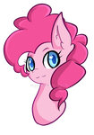 Pinkie pie. by MarshmallowWithChoco