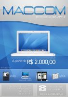 Apple Reseller A4 by think0