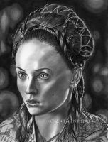 Sansa Stark by Wanted75