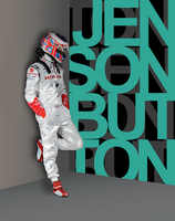 Jenson Button by LyriquidPerfection