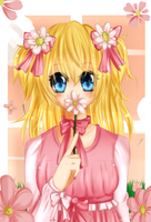 AT: Flowers Speaks It All by Abhie008