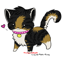 Kitten 1 Auction CLOSED by aronquinnADOPTS