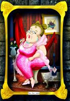 The Fat Lady by DreamOfFire