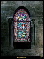 Glencairn Window 6 by David-A-Wagner