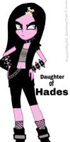 Daughter of Hades by TicciElly38