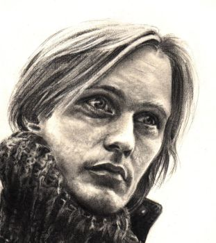 Alexander Skarsgard by Kentcharm