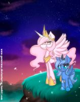 .:Soon you'll reach your destiny little sister 2:. by Gamermac