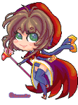 CCS_Red Cape by SugarPip