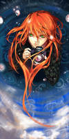 Master Study: Yuumei, Distorted Lens by LegendarySushi